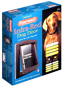 Petsafe Instant Containment Fence Radio Fence Dog Door